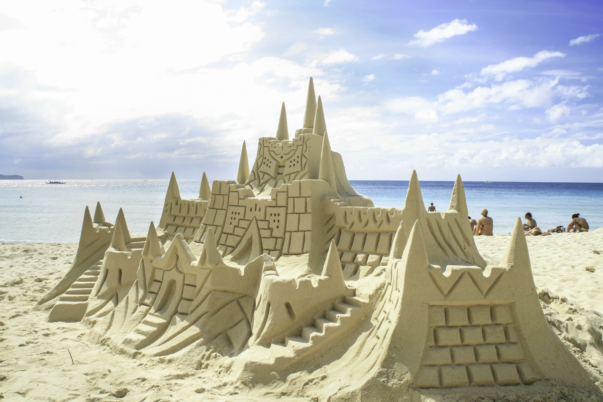 Awesome Sand Castle Contests